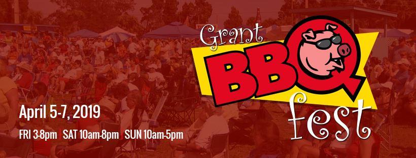 Visit Grant BBQ Fest's Facebook page